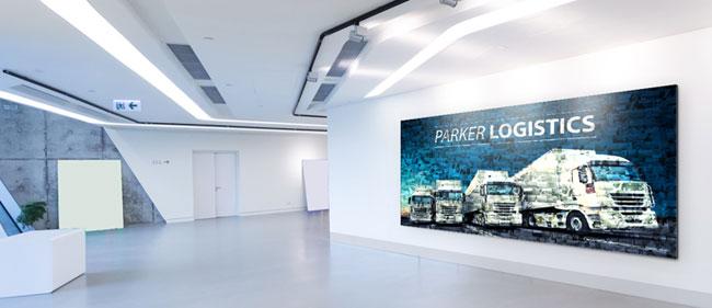 foto mosaico_formato panorama_lobby azienda