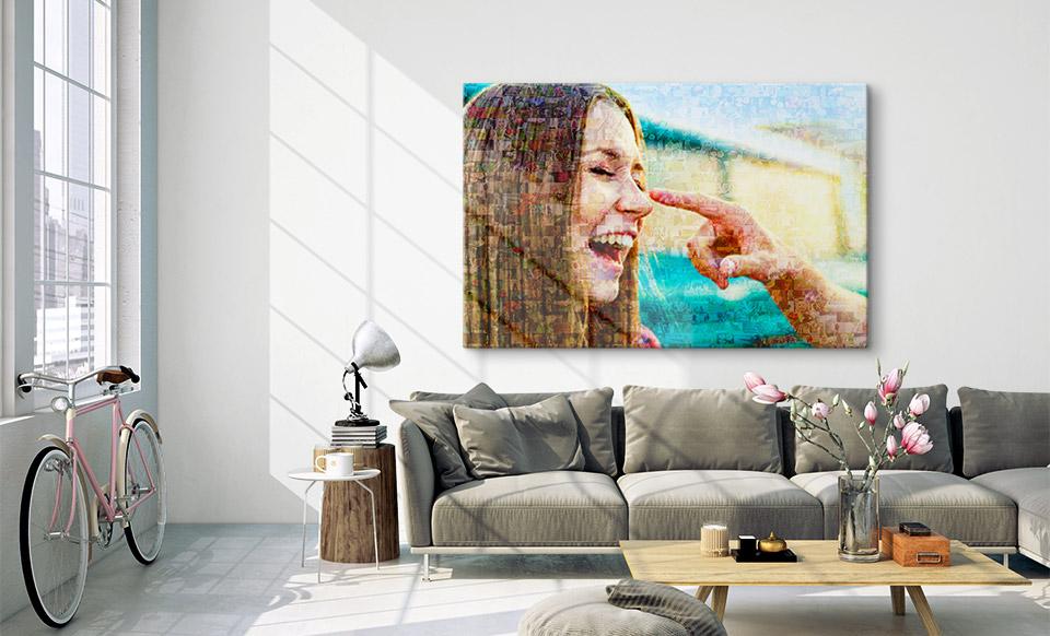 immagini mosaico appartamento
